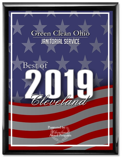 2019 Best Janitorial Service in Cleveland