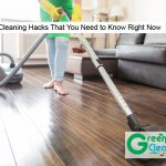Apartment Cleaning Hacks That You Need to Know Right Now