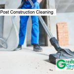 Tips on Post Construction Cleaning